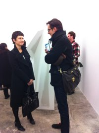 ONE Night/TWO Art Openings, NY