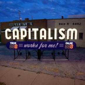 CAPITALISM WORKS FOR ME! STEVE LAMBERT, NY