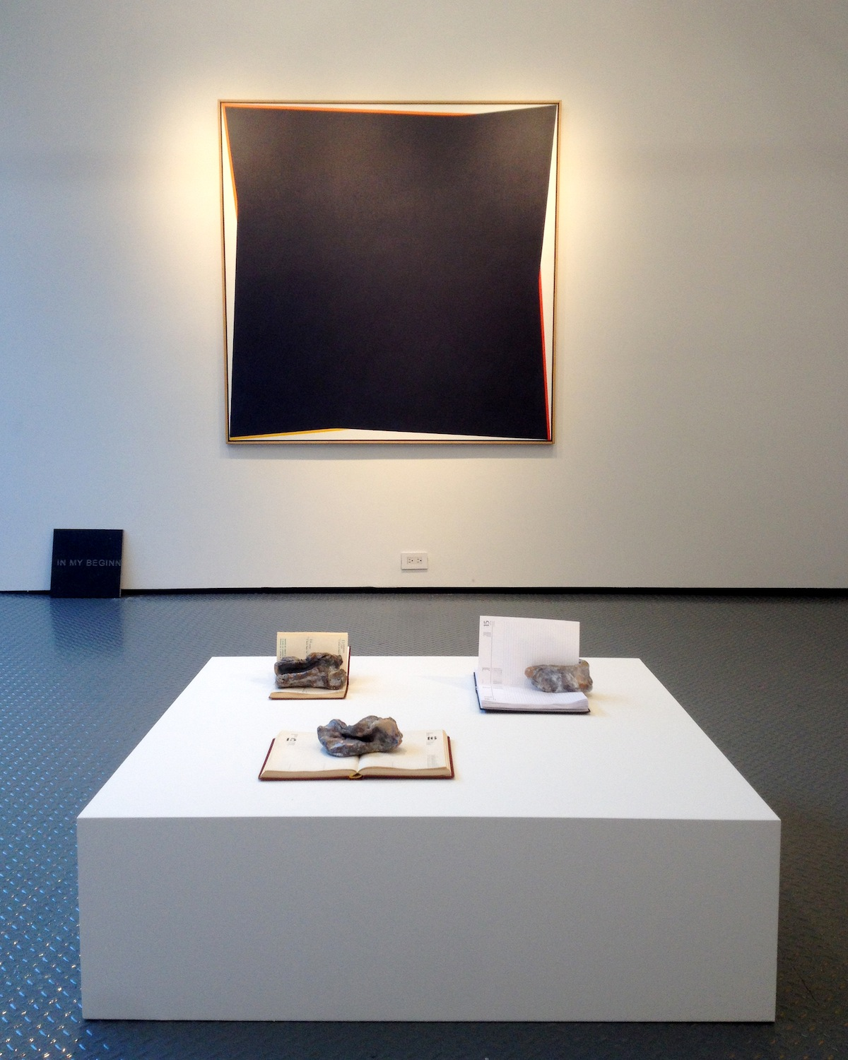 Monitor Gallery, Slide Show,  Pop-Up New York, Installation view, 2014