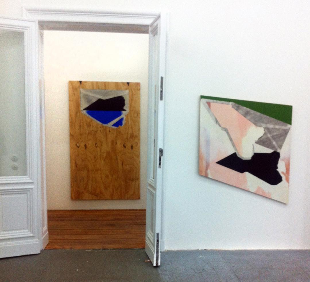 Seth Price, installation view at Eden Eden, Berlin