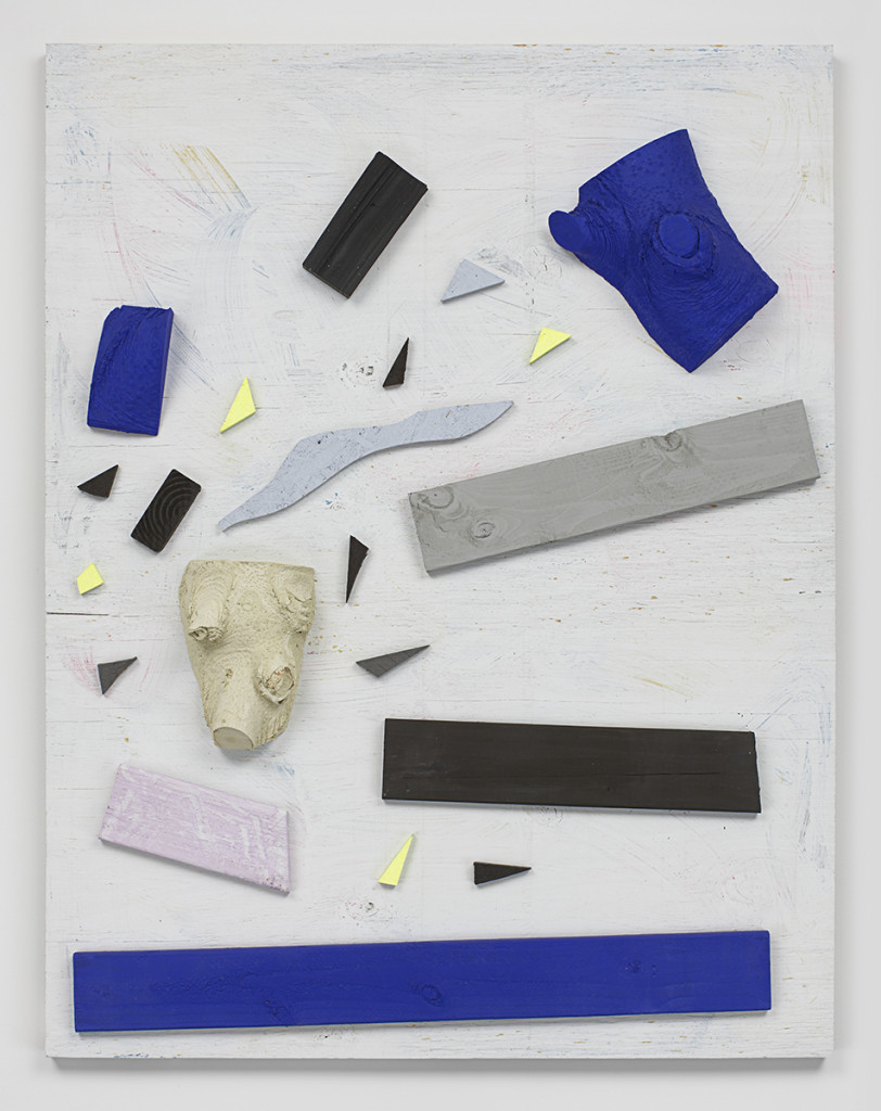 Ivin Ballen, Untitled work, Installation view The Ecstasy of Influence, Curated by Progress Report (Chris Chatterson and Vince Contarino), SPRING/BREAK, 2015
