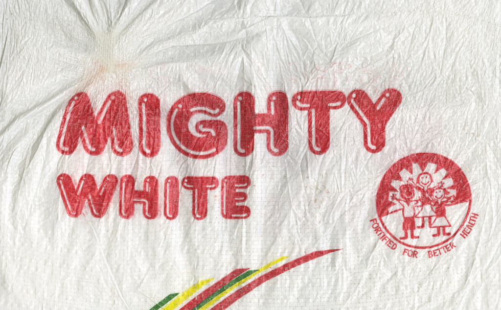 Oscar Murillo, Mighty White, 2015 - courtesy of the artist and Performa