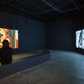 Lina Selander at VOX, Montreal by Jongho Lee