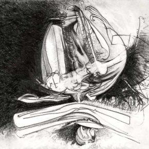 Brian Wood: Drawings