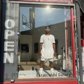 UNFETTERED at Established Gallery, Brooklyn