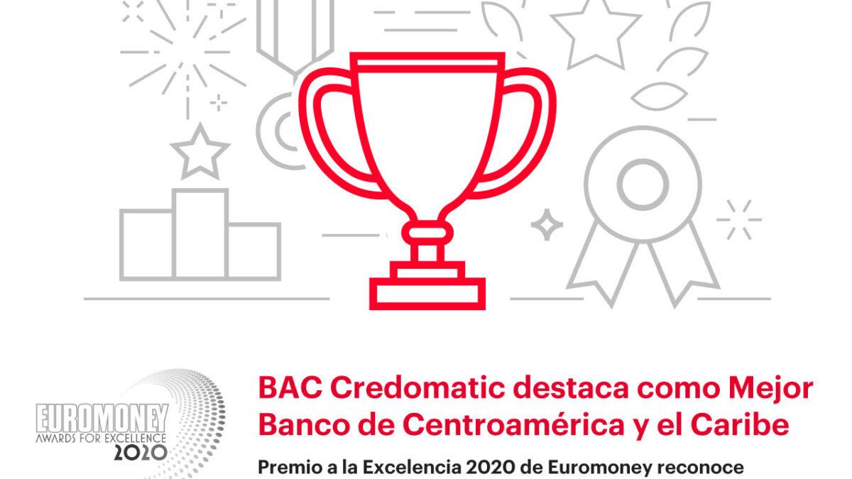 BAC Credomatic destaca como Mejor Banco de Centroamérica y el Caribe
