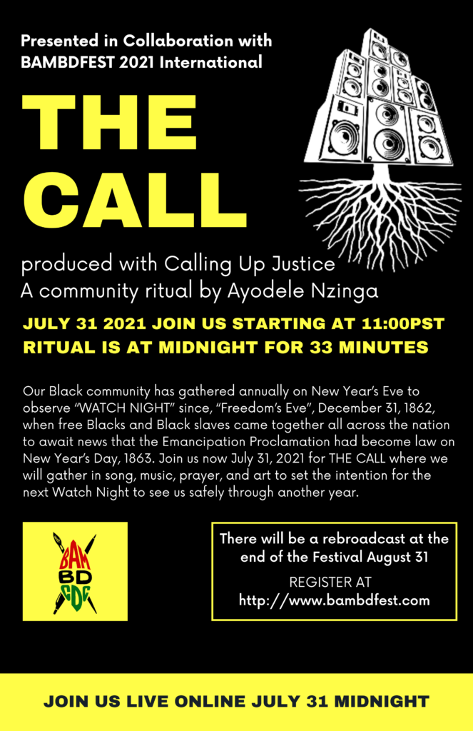 poster for The Call