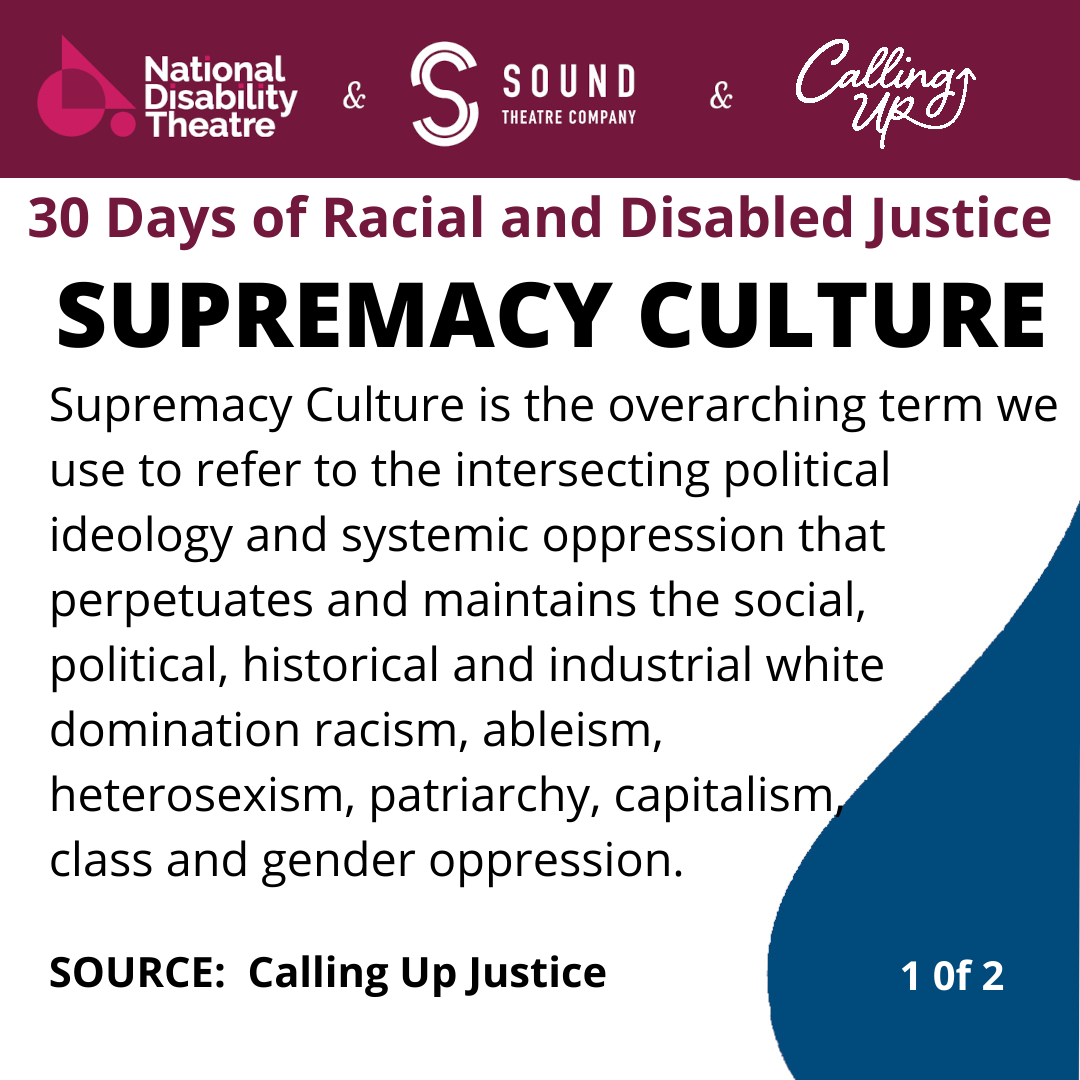day nine supremacy culture defined