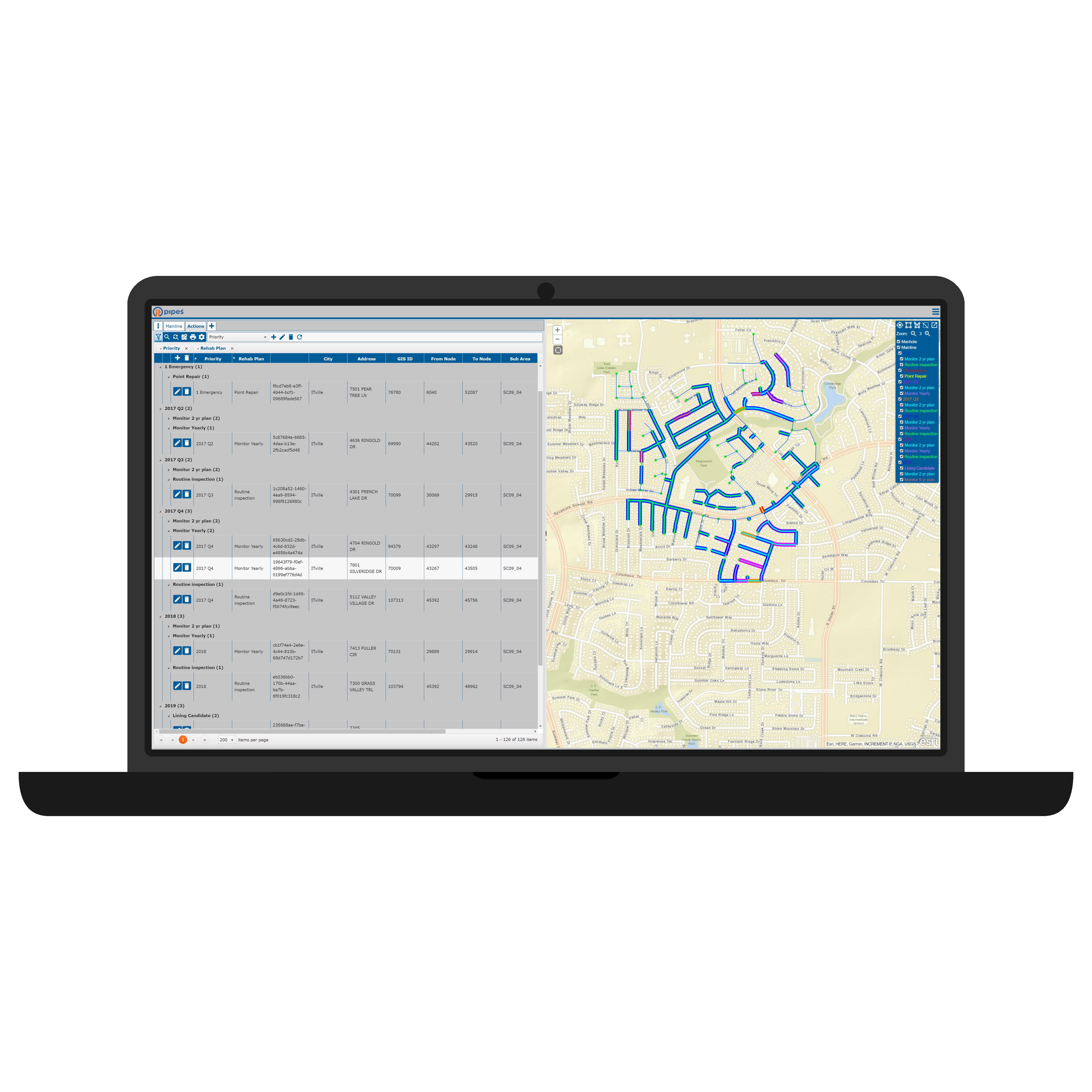 PCs: Rackmount verses laptop for your CCTV inspection unit