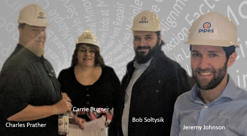 employees of ITpipes that started with WinCan America