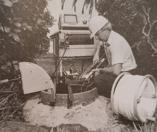 Cues Historical Pipe Inspection