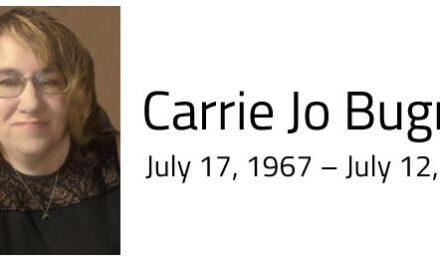 In Memoriam – Carrie Bugner