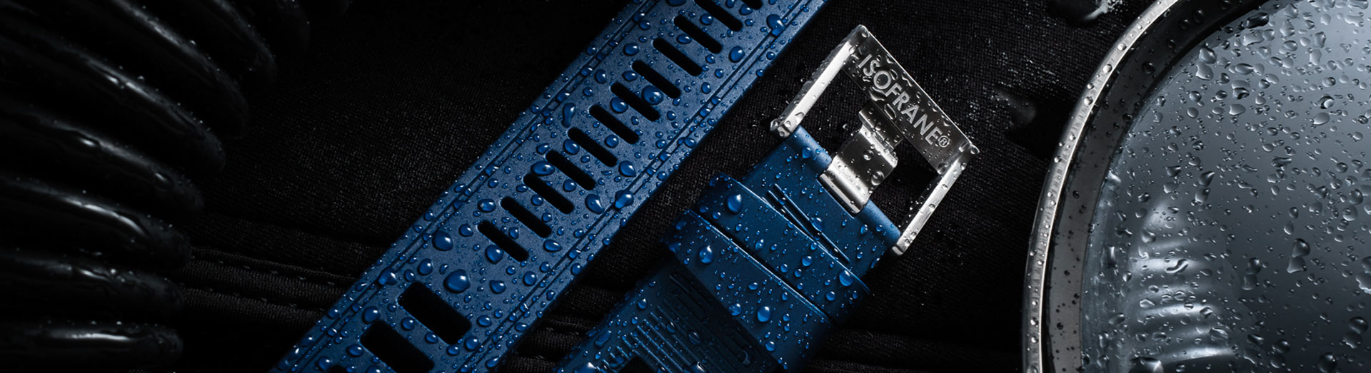 ISOfrane dive watch band