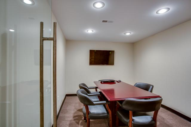 New Downtown Office - Conference Room
