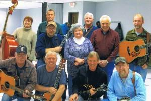Elkton Bluegrass Jam Sessions