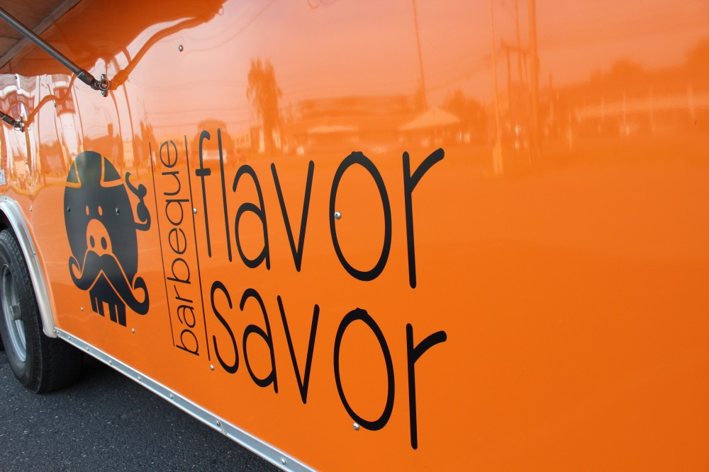 Flavor Savor BBQ   Harrisonburg, VA