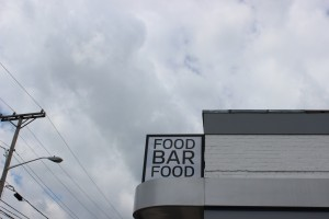 Harrisonburg restaurant, food.bar.food