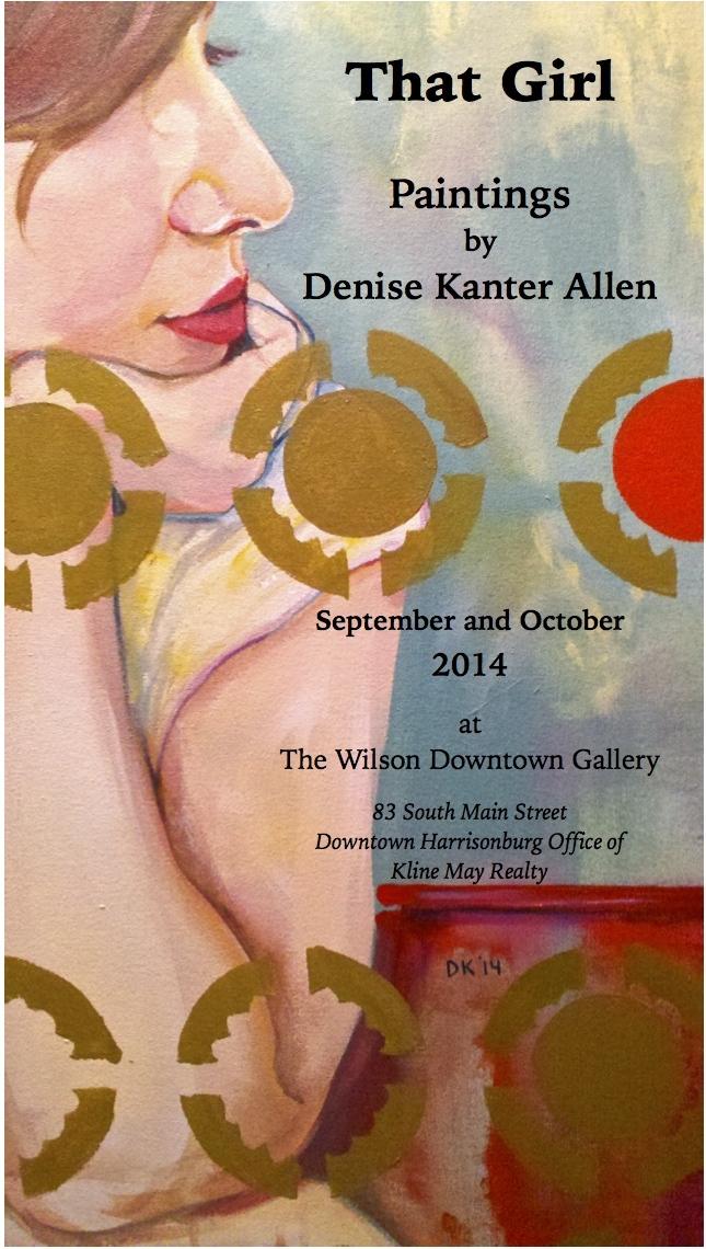 Wilson Downtown Gallery: Denise Kanter Allen