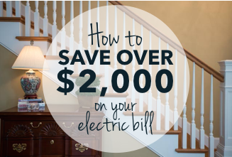 How to save over $2,000 on your electric bill