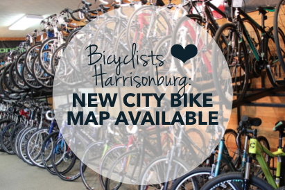 New City bike map available