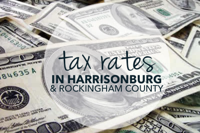 Tax Rates in Harrisonburg and Rockingham County