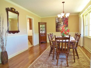 Dining Room After Staging | Valley Staging & Design