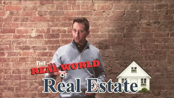 The Real World of Real Estate | Zach Koops | The Harrisonburg Homes Team
