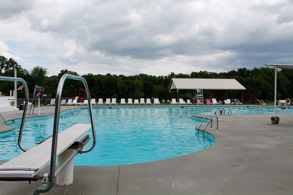 Ashby Recreation Area, Bridgewater, VA