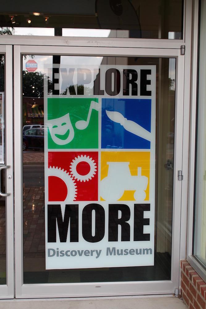 Exploring Harrisonburg: Explore More Discovery Museum