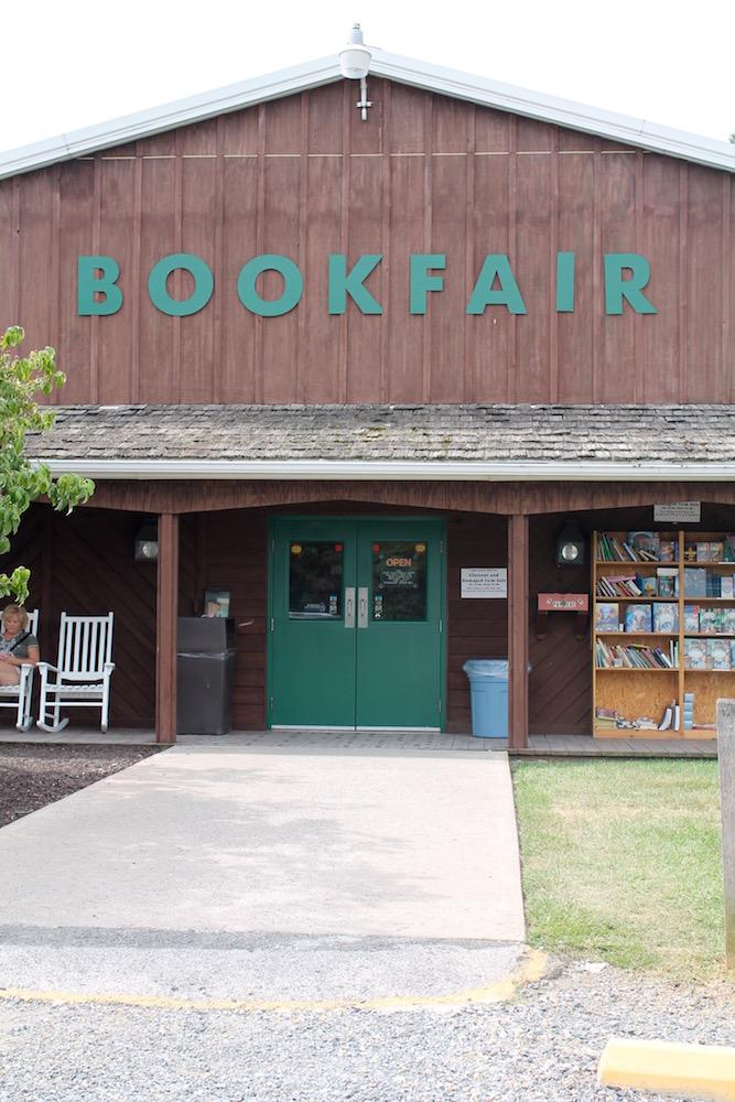 Exploring Harrisonburg: Green Valley Book Fair   Harrisonblog