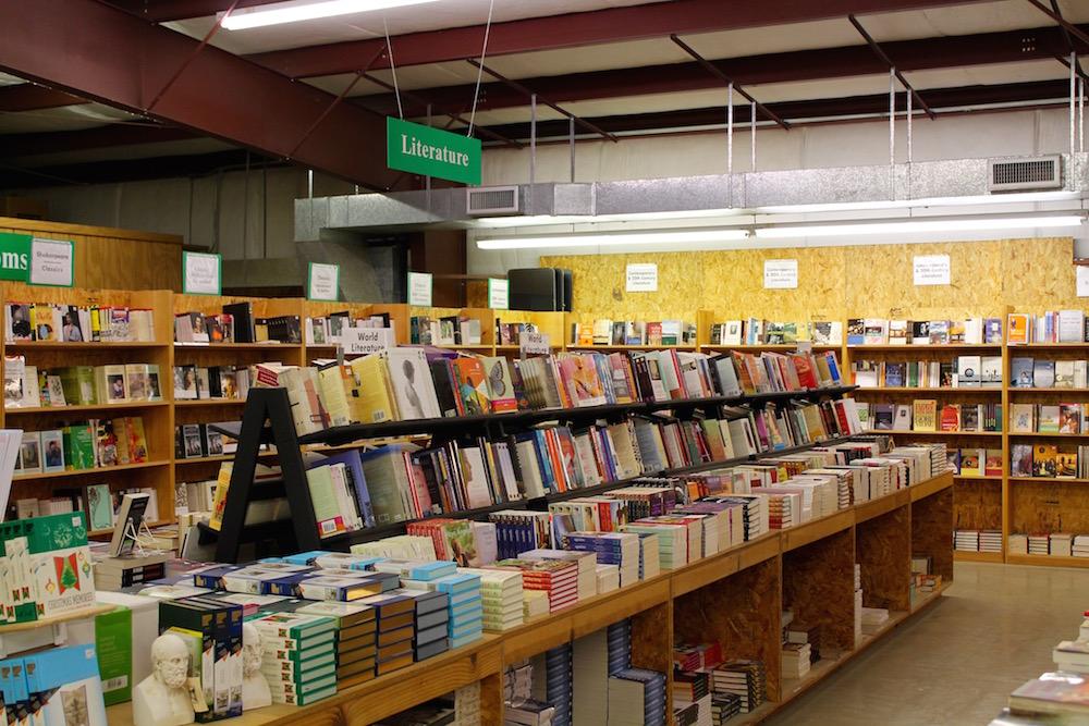 Exploring Harrisonburg: Green Valley Book Fair | Harrisonblog