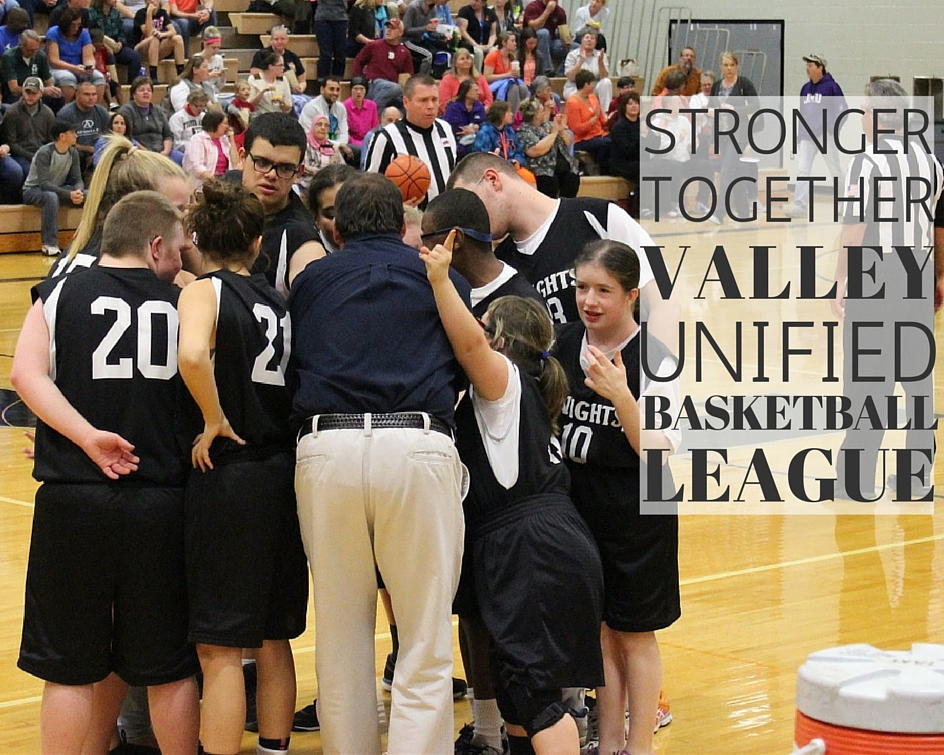 Valley Unified Basketball League: Strong Together
