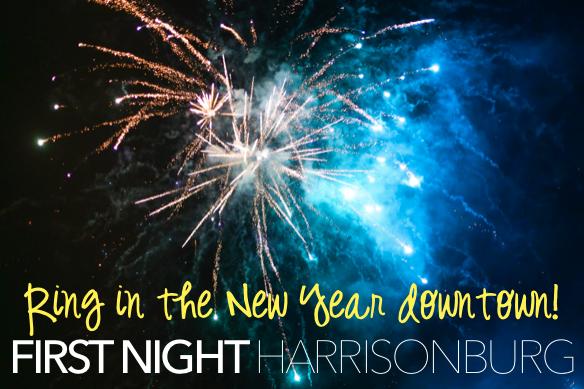 First Night Harrisonburg