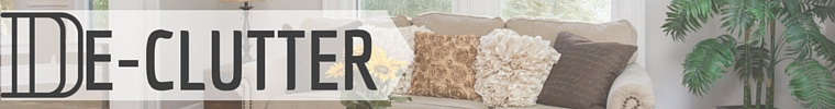 De-Clutter banner