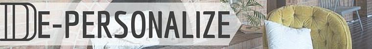 De-Personalize banner
