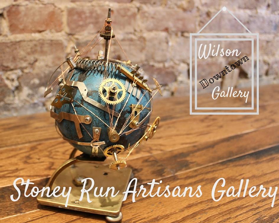 Stoney Run Artisans Gallery @ Wilson Downtown Gallery | The Harrisonburg Homes Team