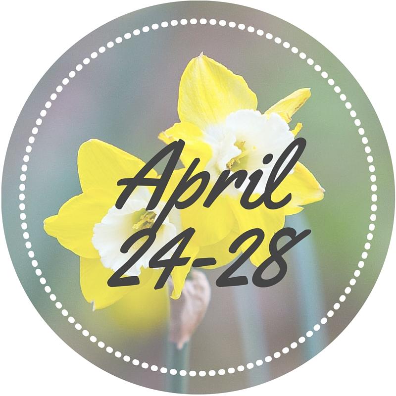 April 24-28