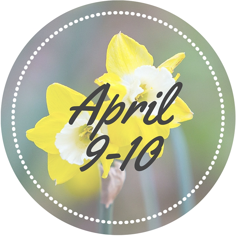 April 9-10