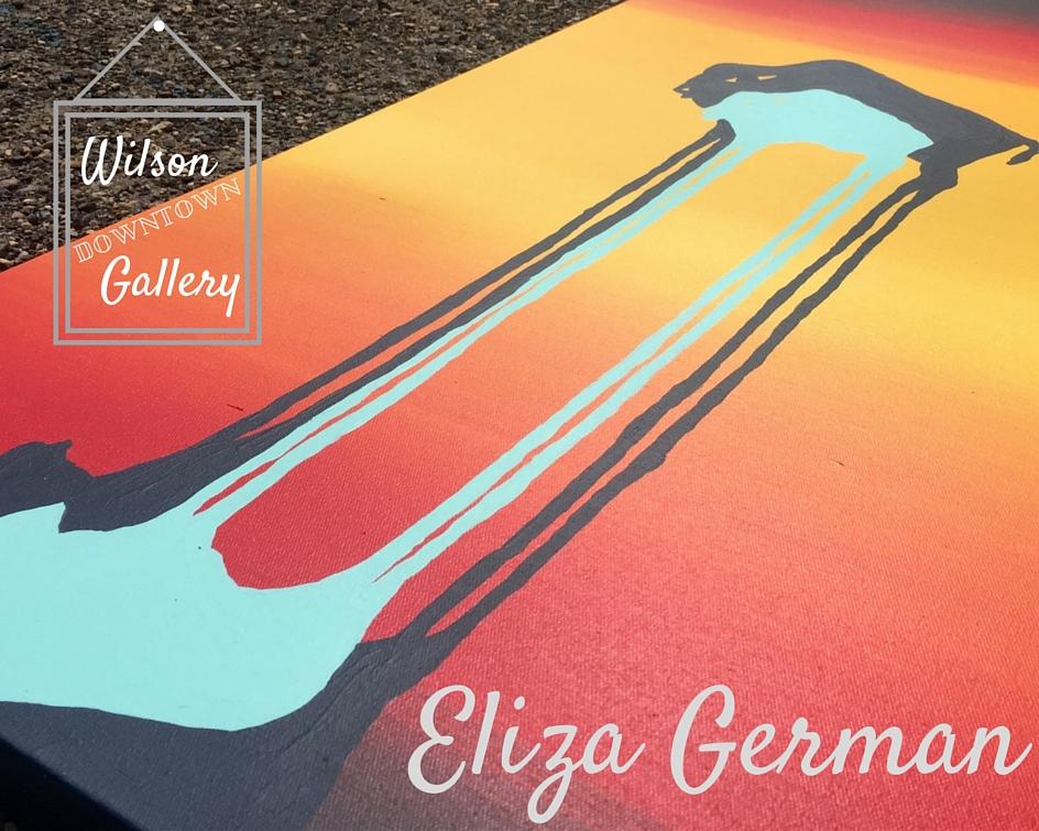 Wilson Downtown Gallery: Eliza German | Harrisonblog