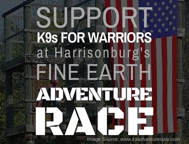 K9s for Warriors | Fine Earth Adventure Race | Harrisonburg