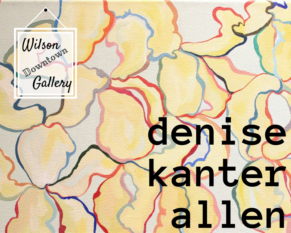 Wilson Downtown Gallery   Denise Kanter Allen