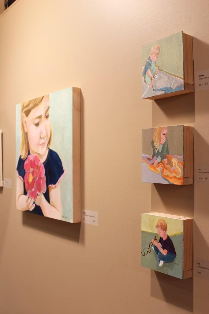 The Wilson Downtown Gallery | Denise Kanter Allen