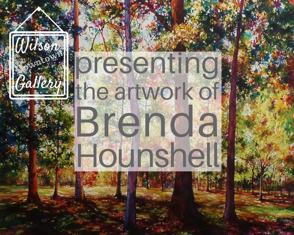 Wilson Downtown Gallery   Brenda Hounshell
