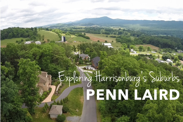 Exploring Harrisonburg's Suburbs: Penn Laird, Virginia | Harrisonblog