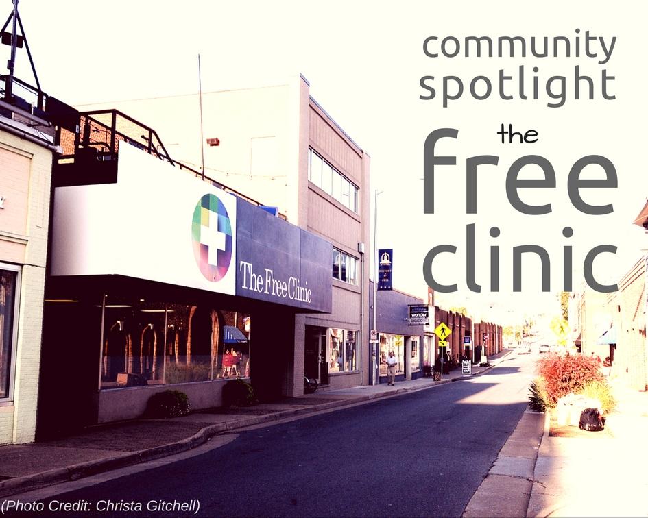 Community Spotlight | The Free Clinic