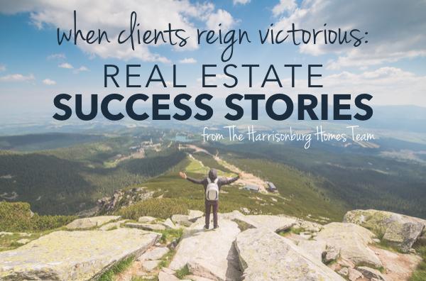 Real Estate Success Stories   The Harrisonburg Homes Team