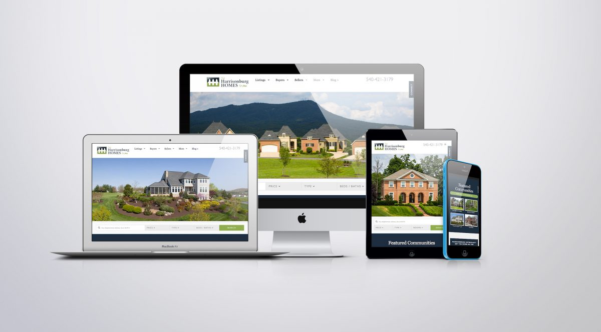 New Real Estate Site Launch | HarrisonburgHomes.com | The Harrisonburg Homes Team @ Kline May Realty