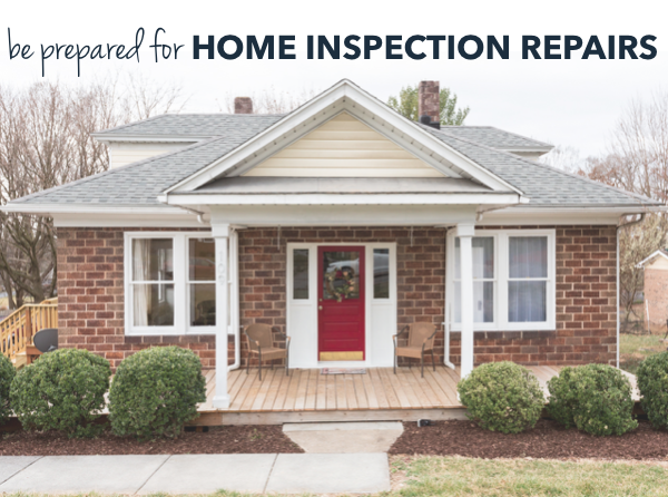 Be Prepared for Home Inspection Repairs | Harrisonblog