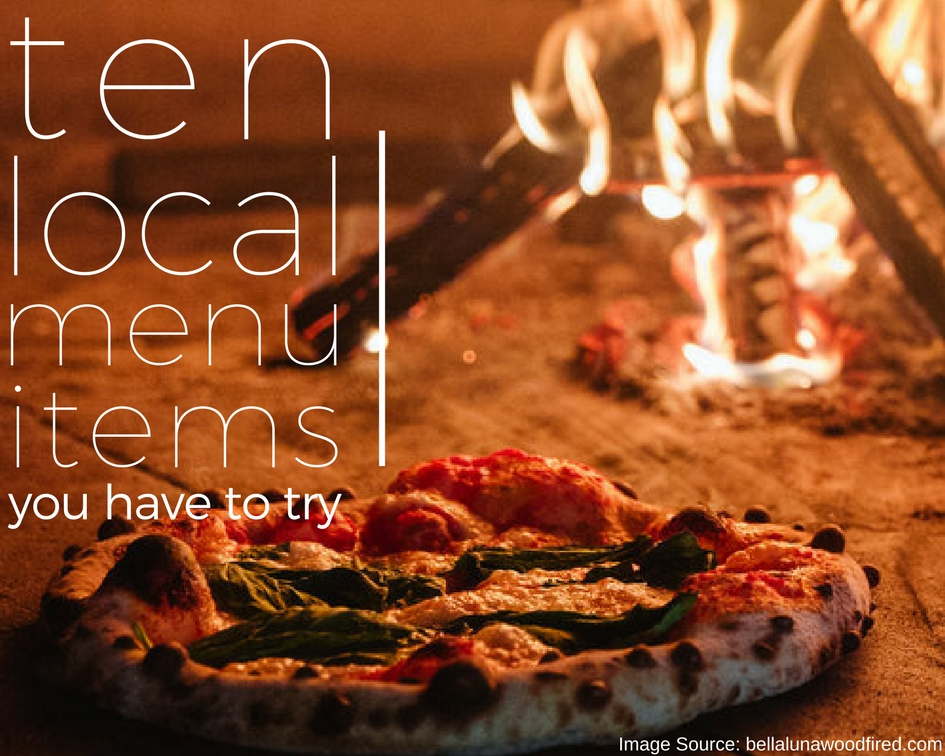 Menu Items You Have to Try   Harrisonburg