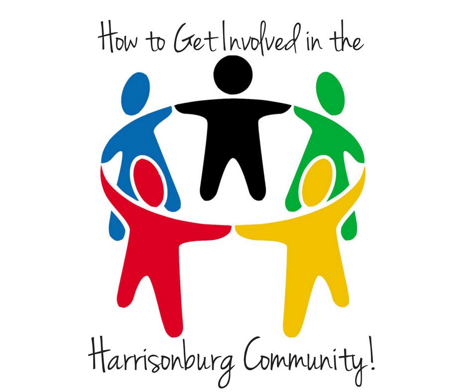 How to Get Involved in the Harrisonburg Community! | Harrisonblog